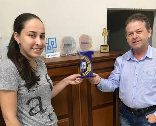 Sala do Empreendedor de Pérola conquista certificação pela 5ª vez e garante o Ouro por qualidade no atendimento