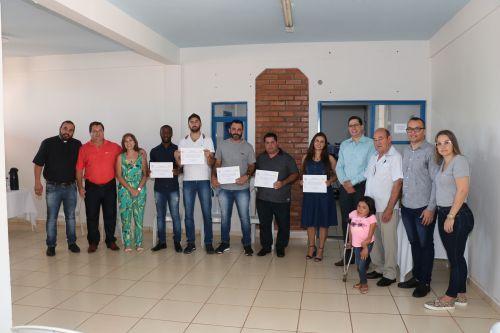 Conselheiros Tutelares tomam posse em Pérola