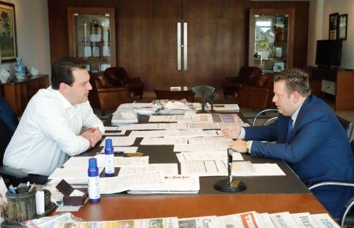 Governador discute com presidente da AMP, retomada gradual e novas ações para o enfrentamento do coronavírus no Paraná