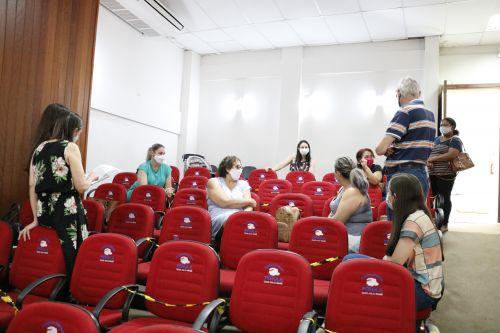 1ª CONFERÊNCIA MUNICIPAL DOS DIREITOS DA PESSOA COM DEFICIÊNCIA.