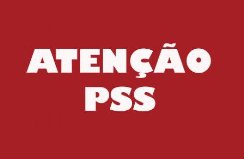 PSS - PROCESSO SELETIVO SIMPLIFICADO