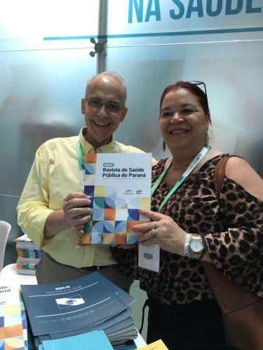 Saúde de Pérola é destaque no Congresso Nacional em Belém