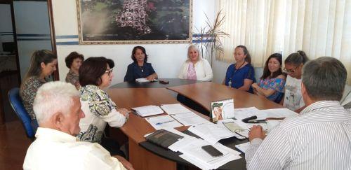 ACONTECEU NO DIA 28 DE FEVEREIRO A POSSE DO NOVO CONSELHO MUNICIPAL DO IDOSO
