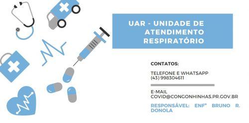 UAR - Congonhinhas