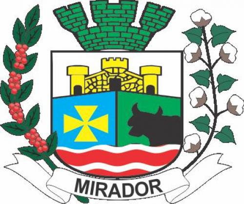 Brasão Municipal de Mirador - Pr