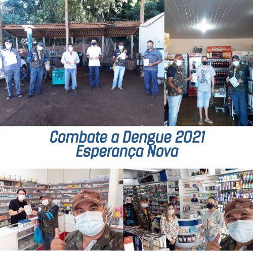Combate e Prevenção Contra Dengue