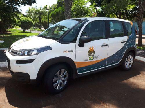 Quinta do Sol recebe veículo para a Assistência Social