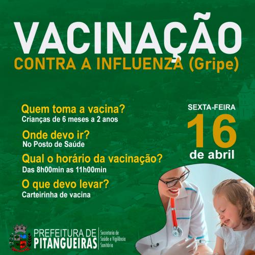 Vacinação contra a Influenza