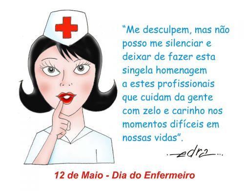 DIA DA ENFERMEIRA(O)