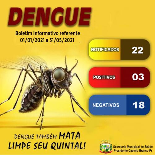 Boletim Dengue