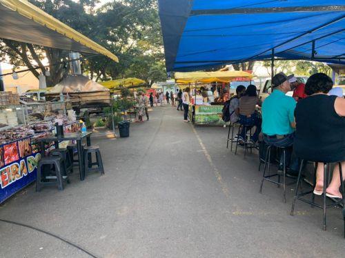 Feira dos Produtores em Mandaguaçu