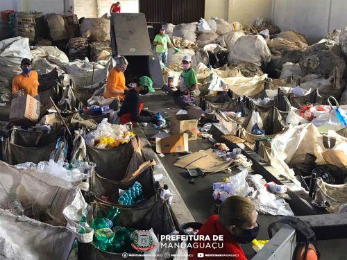 COREMAN recebe doações de bags e equipamentos de proteção individual