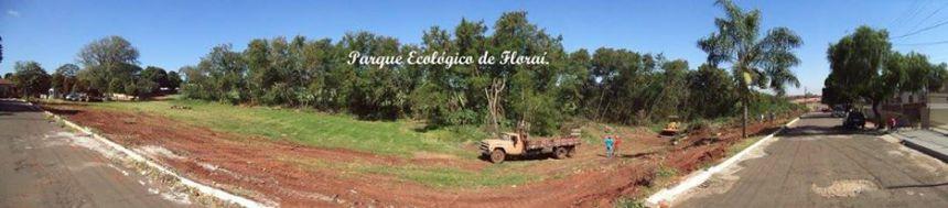 futuro parque ecológico de Florai