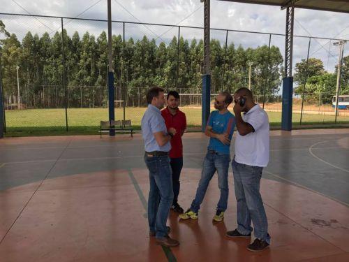 Floraí está apto a sediar Jogos Paranaense.