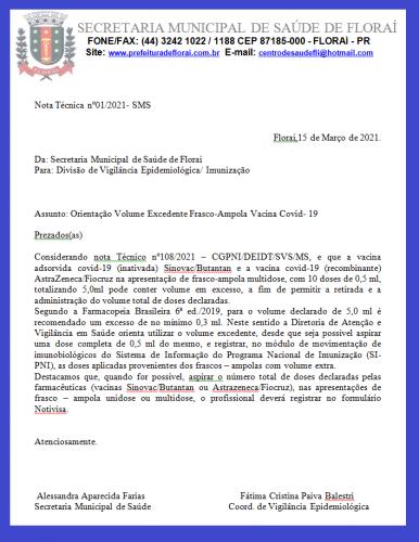 Excedente de vacinas do covid-19