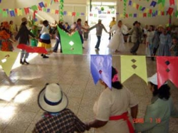 Festa Julina da Terceira Idade