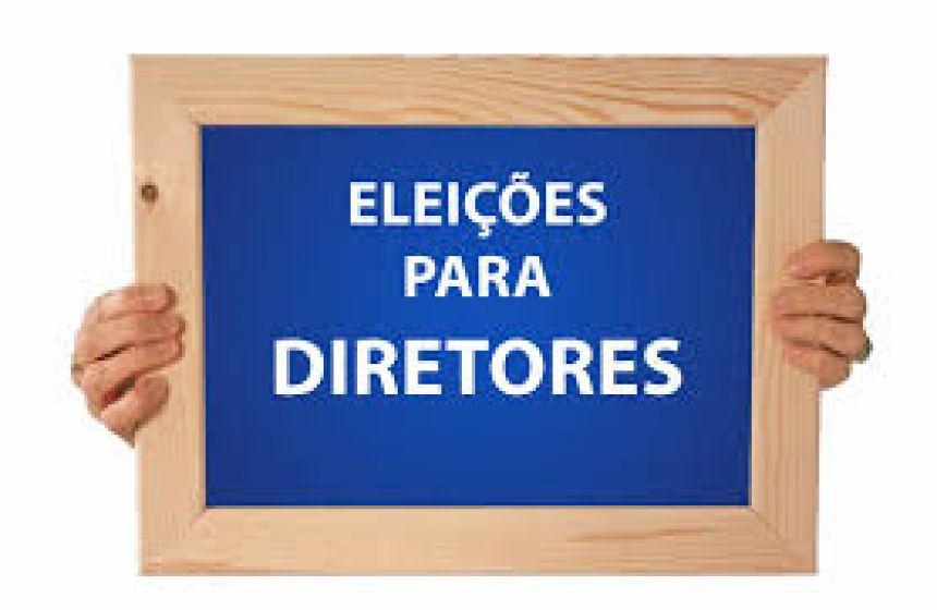 Estão abertas as inscrições para os interessados em concorrer ao cargo de Diretor Escolar e Diretor de Centro de Educação Infantil - CMEI