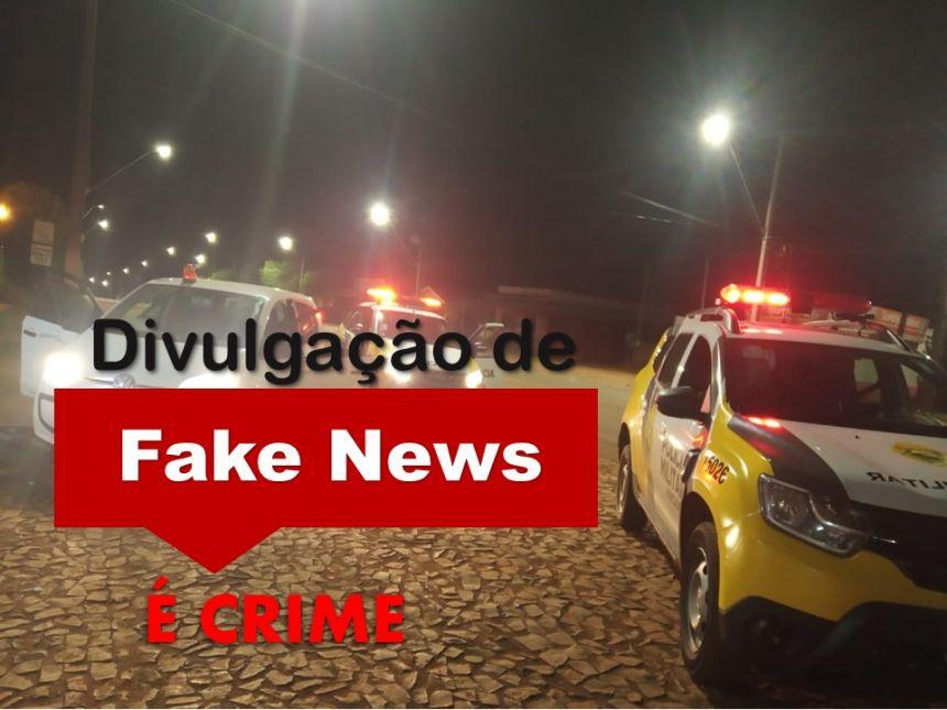DENÚNCIAS FALSAS ESTÃO ATRAPALHANDO FISCALIZAÇÃO CONTRA A COVID-19