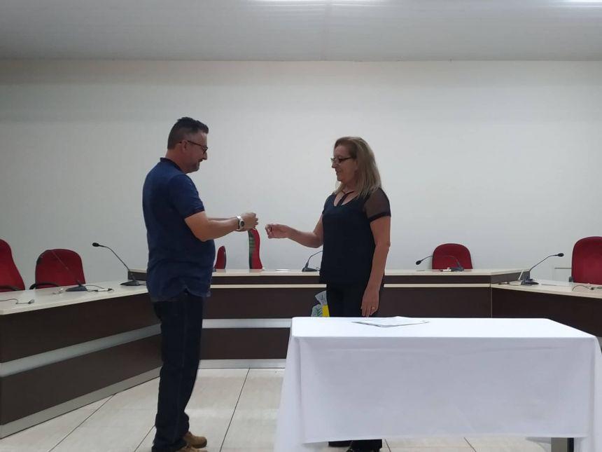 POSSE DOS NOVOS MEMBROS DO CONSELHO TUTELAR