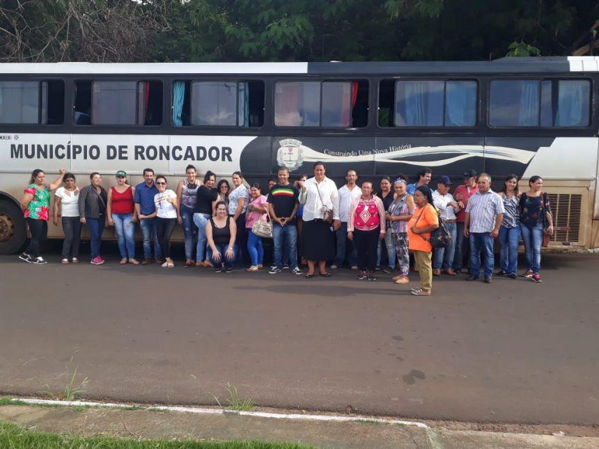 PREFEITURA PROMOVE VISITA TÉCNICA EM HORTAS COMUNITÁRIAS DE MARINGÁ