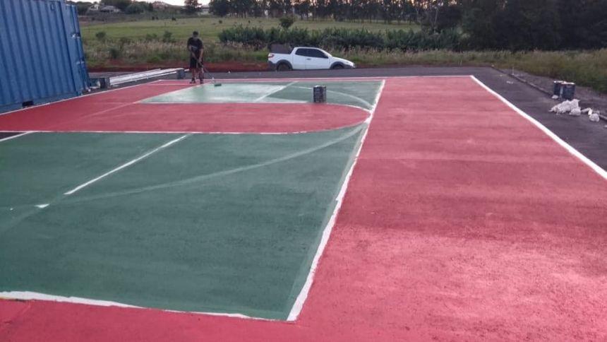Complexo Esportivo Parque do Lago