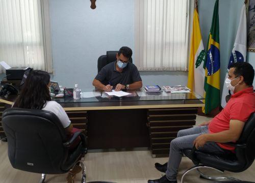 PREFEITURA ENVIA À CÂMARA PROJETO DA REVISÃO DE SALÁRIO DOS SERVIDORES