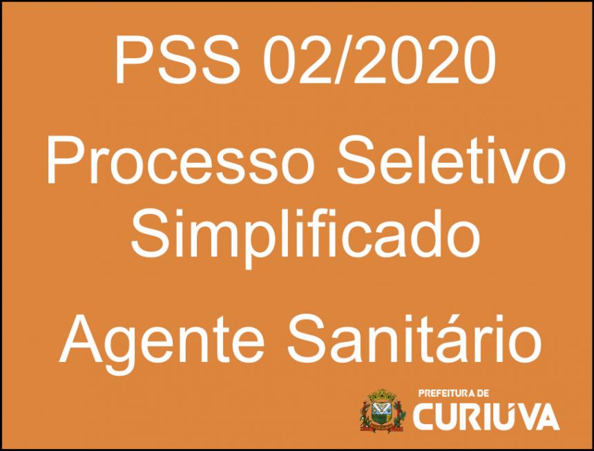 Prefeitura realiza Processo Seletivo Simplificado para contratação de Agentes Sanitários