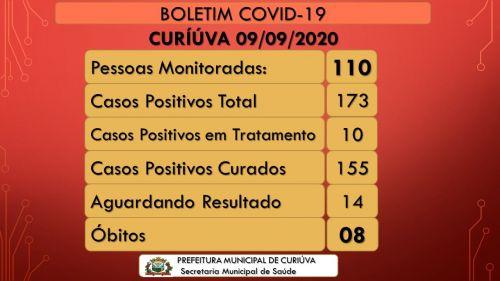 Boletim Covid 9/9