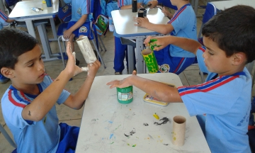 Semana das Crianças é recheada de atividades diferenciadas nas escolas municipais