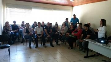 Reunião inicia preparação para as comemorações do aniversário de Curiúva