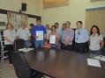 Famílias assinam contrato para construção de mais 15 casas rurais
