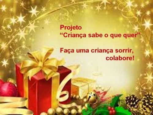 """APMIF e Correios coordenam o Projeto natalino """"Criança sabe o que quer"""""""