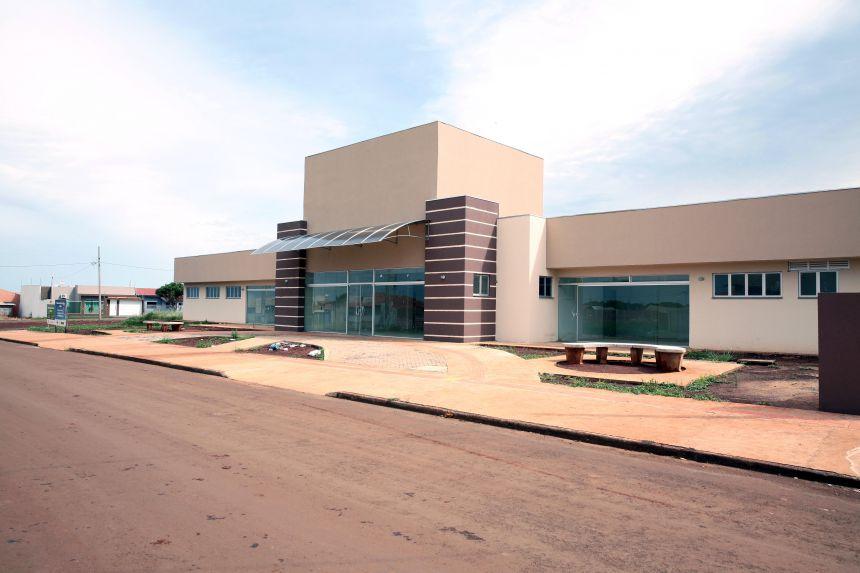 Peabiru está prestes a inaugurar duas Unidades Básicas de Saúde