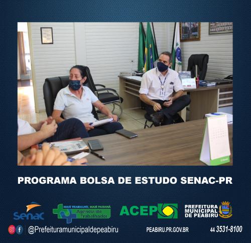 PROGRAMA BOLSA DE ESTUDO SENAC PR