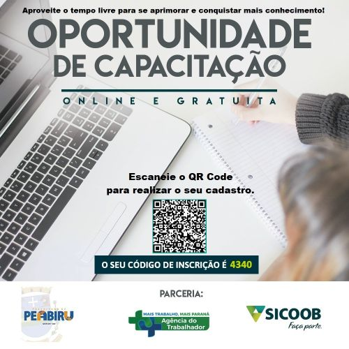 CURSO DE CAPACITAÇÃO A DISTÂNCIA