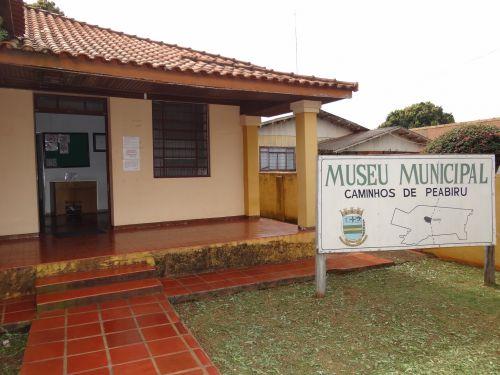 O Museu Caminhos de Peabiru terá atendiment