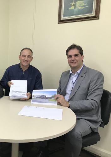 ADMINISTRAÇÃO MUNICIPAL APROVA PROJETO PRA NOVO FÓRUM