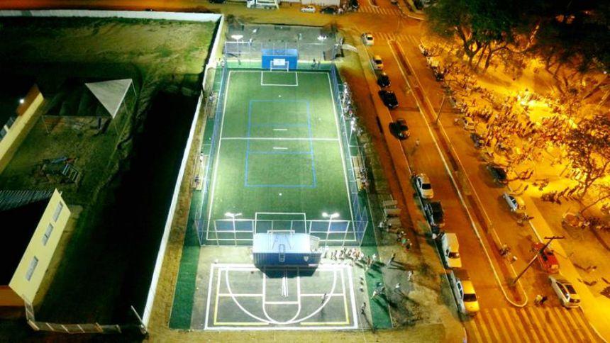 Arena Esportiva - Jardim Leonor