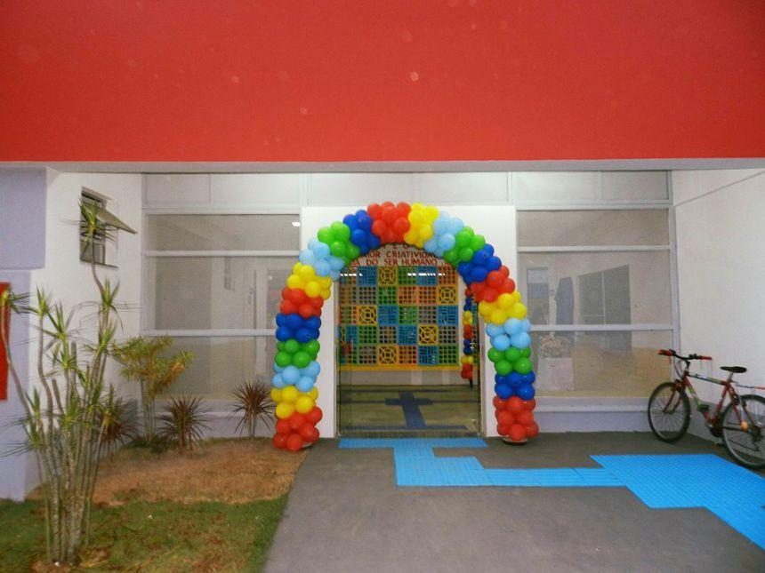 Construção Super Creche Jardim Leonor