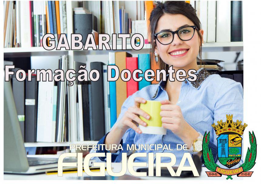 GABARITO PROGRAMA DE ESTAGIO 2019