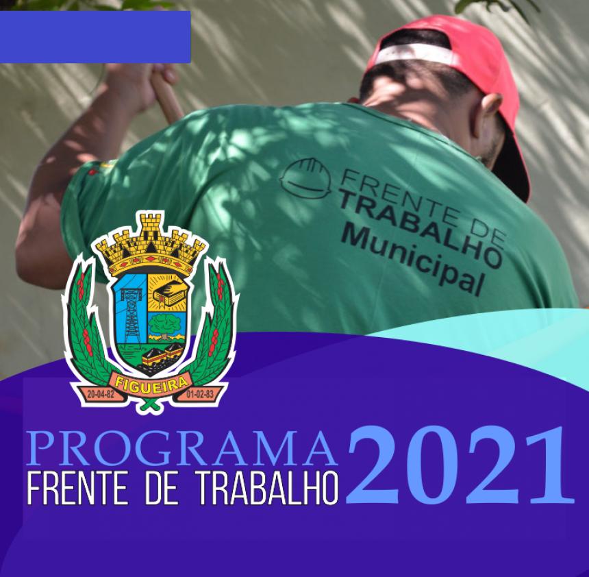FRENTE DE TRABALHO 2021