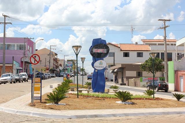 Revitalização Praça do Relógio