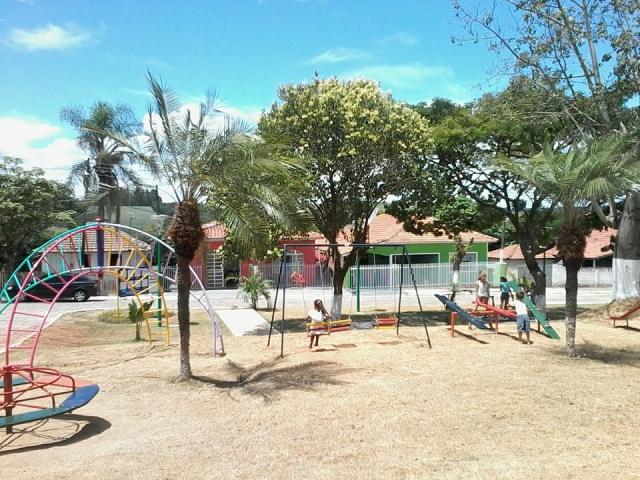 Construção de um Parque Infantil