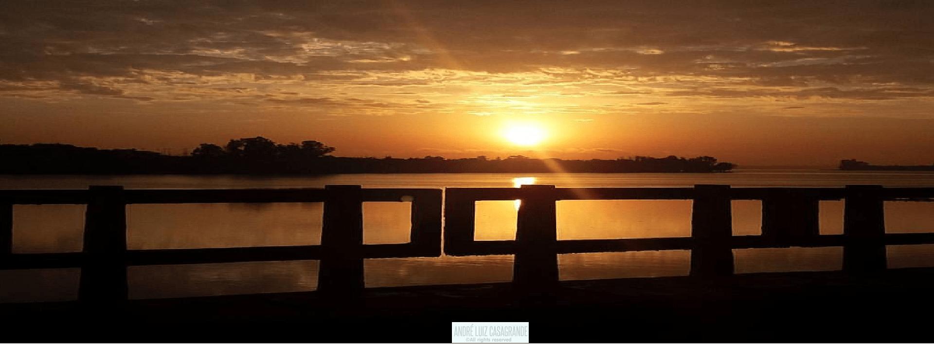 Por do Sol da Ponte