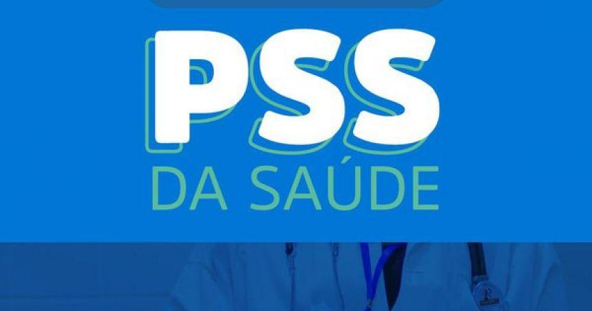 EDITAL - PSS DA SAÚDE