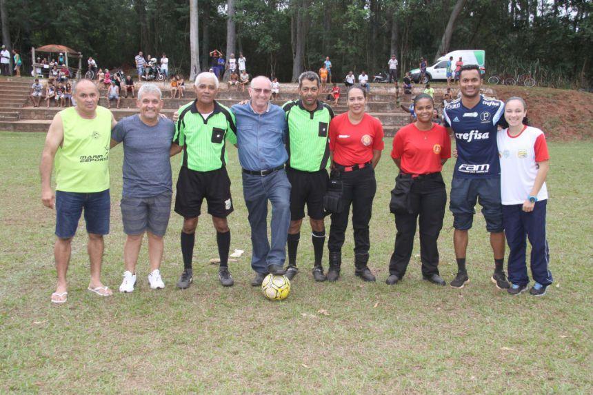 1º Campeonato Municipal de futebol