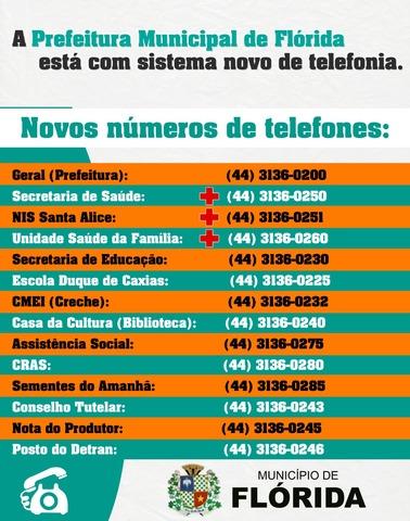 Telefones Novos
