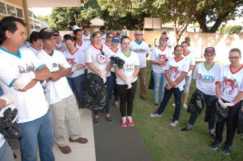 Prefeitura de Flórida realiza Arrastão contra a Dengue