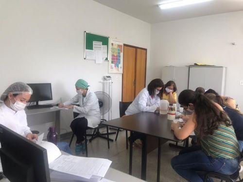 Município inicia trabalho de grupos terapêuticos com os profissionais da área da Saúde