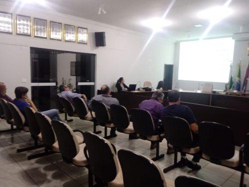 Prefeitura realiza Audiência Pública